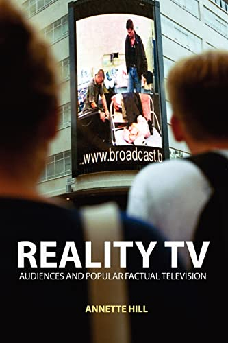 9780415261524: Reality TV: Factual Entertainment and Television Audiences