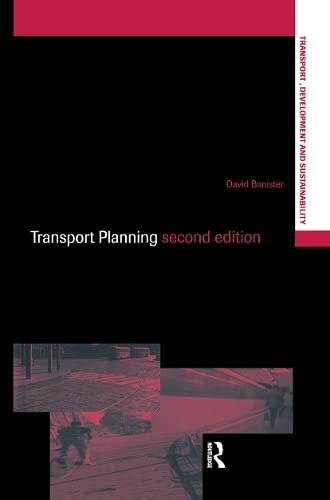 9780415261715: Transport Planning (Transport, Development and Sustainability Series)