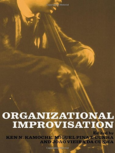 9780415261753: Organizational Improvisation