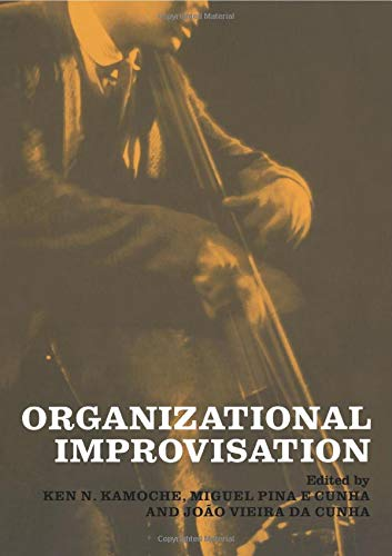 9780415261760: Organizational Improvisation
