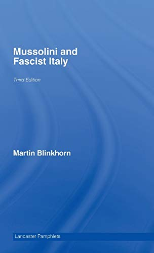 9780415262064: Mussolini and Fascist Italy (Lancaster Pamphlets)
