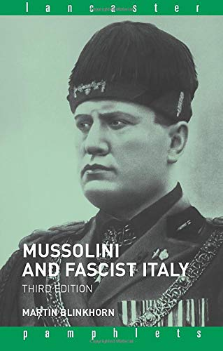9780415262071: Mussolini and Fascist Italy (Lancaster Pamphlets)