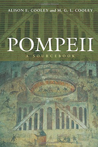9780415262125: Pompeii: A Sourcebook (Routledge Sourcebooks for the Ancient World)