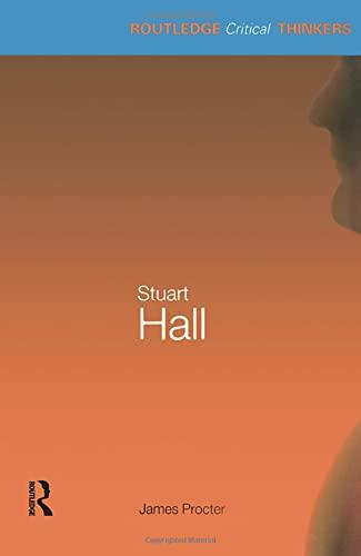 9780415262675: Stuart Hall (Routledge Critical Thinkers)