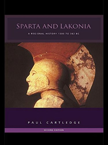 9780415262781: Sparta and Lakonia & Hellenistic and Roman Sparta