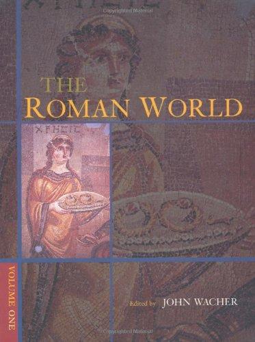 9780415263153: Roman World - Ed2 V1