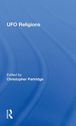 9780415263238: UFO Religions