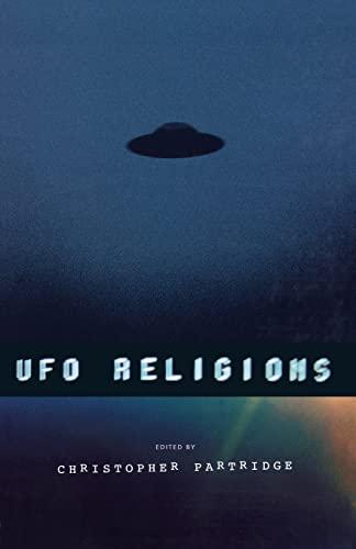 9780415263245: UFO Religions
