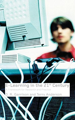 9780415263450: E-Learning in the 21st Century: A Framework for Research and Practice