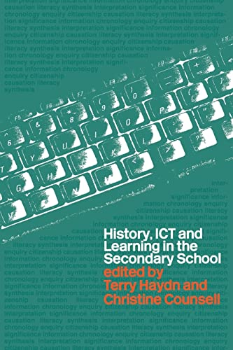 9780415263498: History, ICT and Learning in the Secondary School