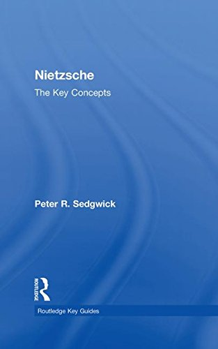 9780415263764: Nietzsche: The Key Concepts (Routledge Key Guides)