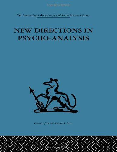 New Directions In Psychoanalysis: Klein, Melanie (Editor)/
