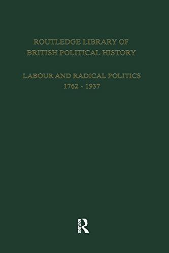 English Radicalism (1935-1961): English Radicalism: The End? v. 6 (Hardback): S. Maccoby