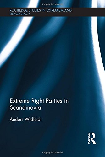 9780415265898: Extreme Right Parties in Scandinavia (Extremism and Democracy)