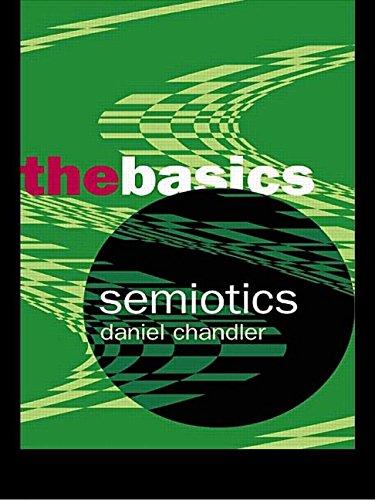 9780415265942: Semiotics: The Basics