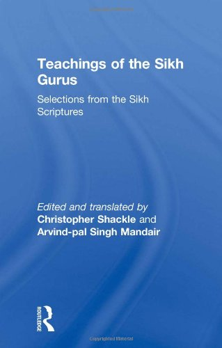 9780415266031: Teachings of the Sikh Gurus: Selections from the Sikh Scriptures