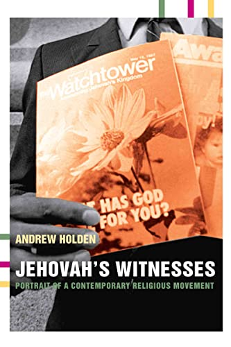 9780415266093: Jehovah's Witnesses: Portrait of a Contemporary Religious Movement