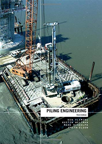 9780415266468: Piling Engineering, Third Edition