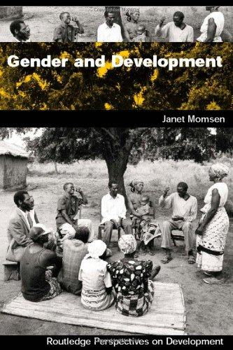 9780415266895: Gender and Development (Routledge Perspectives on Development) (Volume 12)