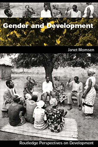 9780415266901: Gender and Development (Routledge Perspectives on Development)