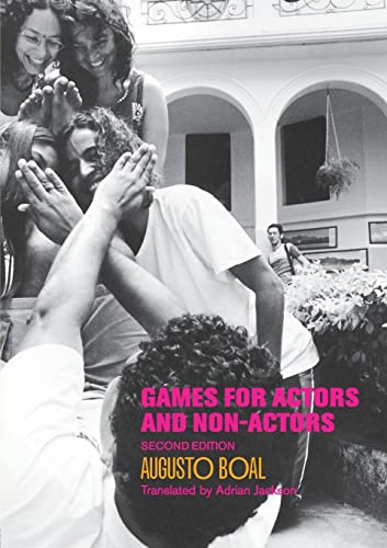 9780415267083: Games for Actors and Non-Actors, 2nd Edition