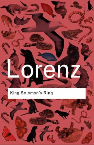 9780415267472: King Solomon's Ring (Routledge Classics)