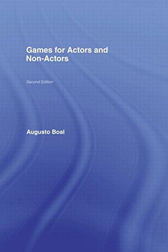 9780415267618: Games for Actors and Non-Actors