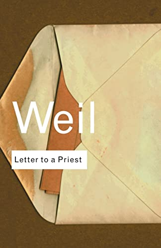 9780415267670: Letter to a Priest (Routledge Classics)