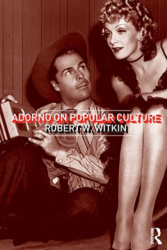 9780415268257: Adorno on Popular Culture (International Library of Sociology)