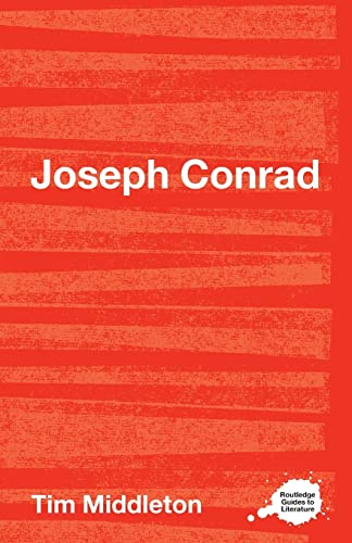 9780415268523: Joseph Conrad (Routledge Guides to Literature)