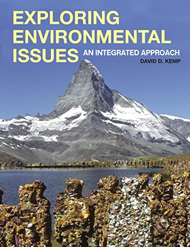 9780415268646: Exploring Environmental Issues: An Integrated Approach