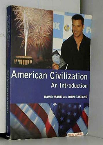 9780415268684: American Civilization