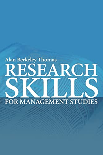 9780415268998: Research Skills for Management Studies