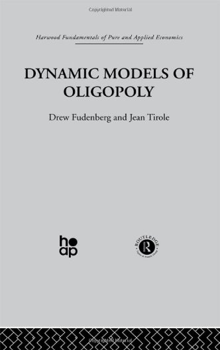 9780415269179: C: Industrial Economics I: Dynamic Models of Oligopoly