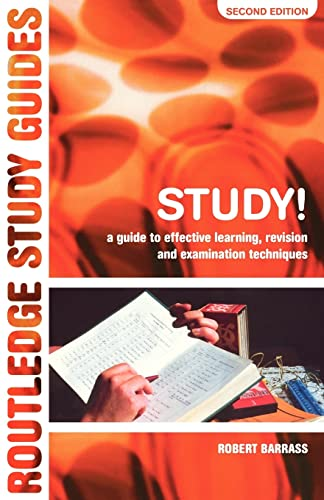 9780415269957: Study!: A Guide to Effective Learning, Revision and Examination Techniques