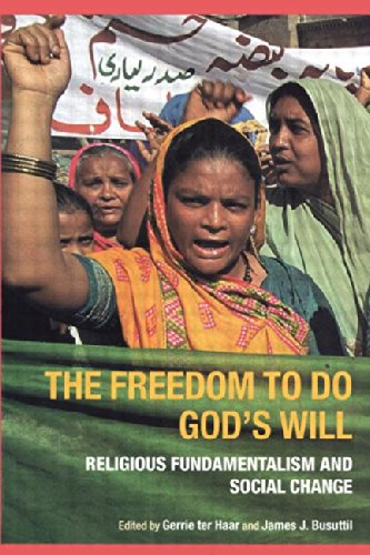 9780415270342: The Freedom to do God's Will: Religious Fundamentalism and Social Change