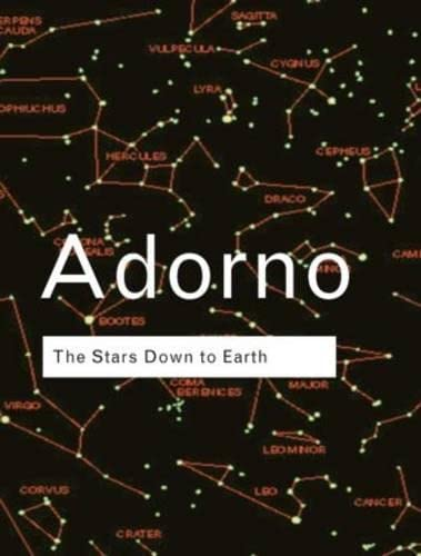 9780415270991: The Stars Down to Earth (Routledge Classics)