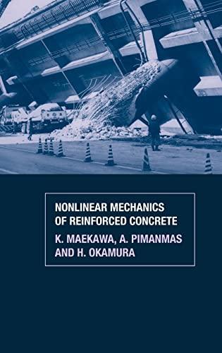 9780415271264: Non-Linear Mechanics of Reinforced Concrete