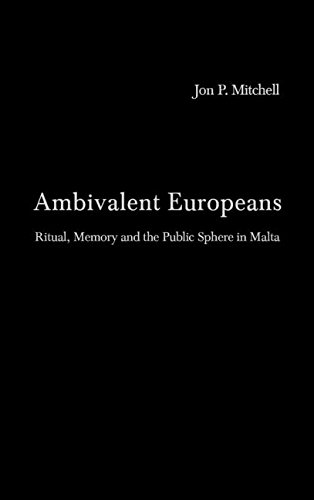 9780415271523: Ambivalent Europeans: Ritual, Memory and the Public Sphere in Malta