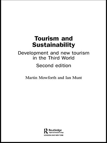 9780415271684: Tourism and Sustainability: New Tourism in the Third World