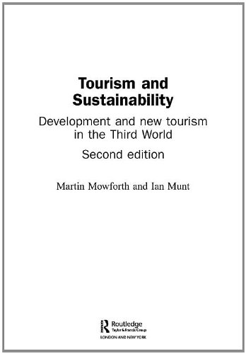 9780415271691: Tourism and Sustainability: New Tourism in the Third World