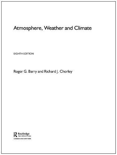 9780415271707: Atmosphere, Weather and Climate