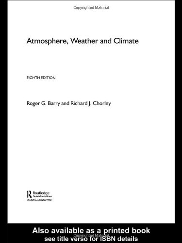 9780415271714: Atmosphere, Weather and Climate