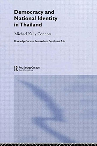9780415272308: Democracy and National Identity in Thailand (Rethinking Southeast Asia)