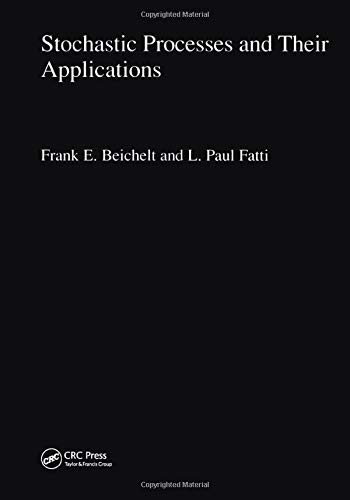 9780415272322: Stochastic Processes and Their Applications (Stochastics Monographs)