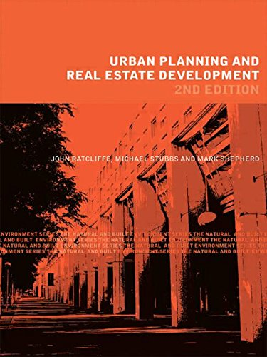 9780415272629: Urban Planning and Real Estate Development (Natural and Built Environment Series)