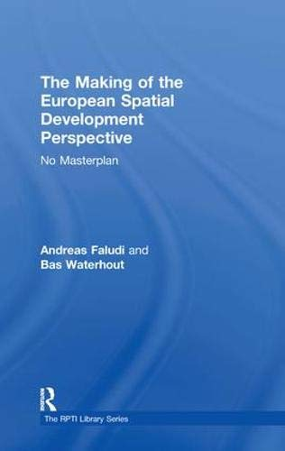9780415272636: The Making of the European Spatial Development Perspective: No Masterplan (RTPI Library Series)