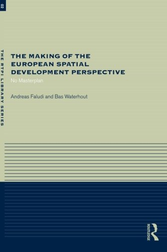 9780415272643: The Making of the European Spatial Development Perspective: No Masterplan (RTPI Library Series)