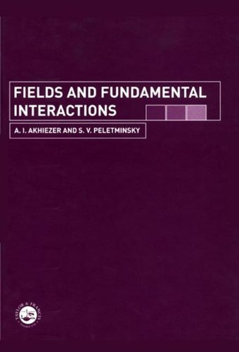9780415272827: Fields and Fundamental Interactions