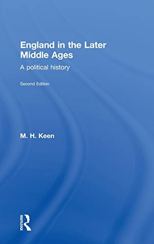 9780415272926: England in the Later Middle Ages